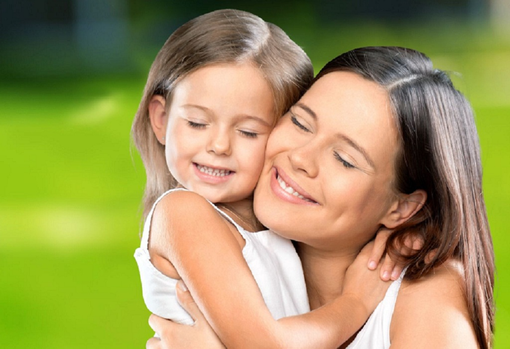 Фото: Материнская нежность и любовь