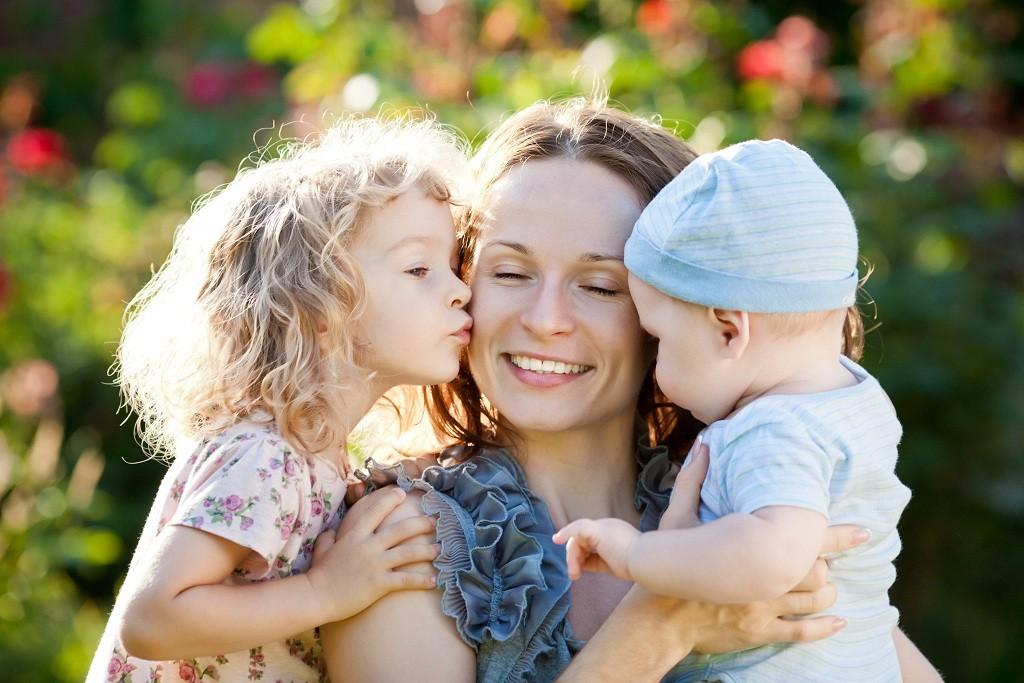 Фото: Материнское счастье