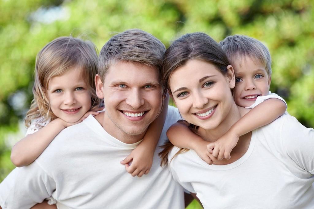 Фото: Молодая семья