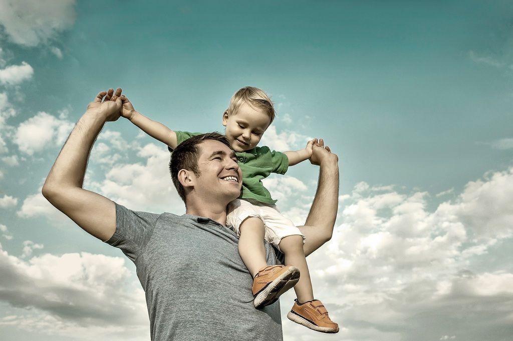 Фото: Крепкие отцовские чувства