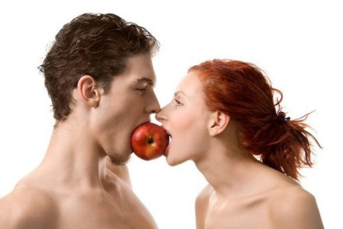 Фото: Яблоко доверия