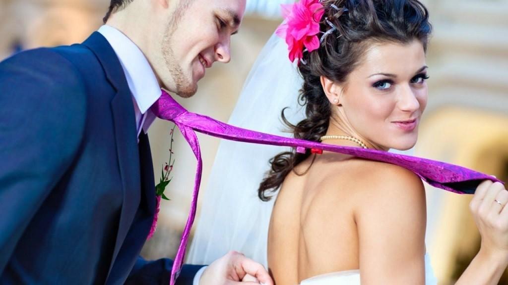 Фото: Брак по неволе молодоженов