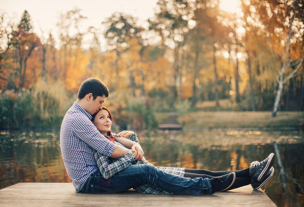 Фото: Осенняя романтика