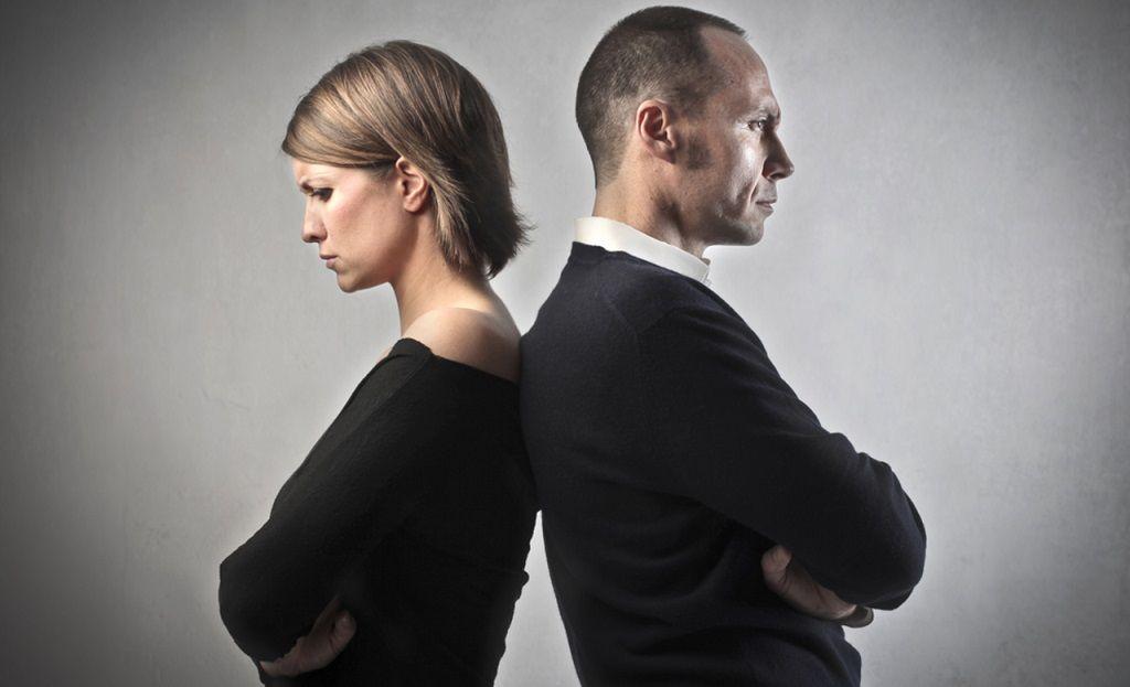Фото: Разногласие супругов