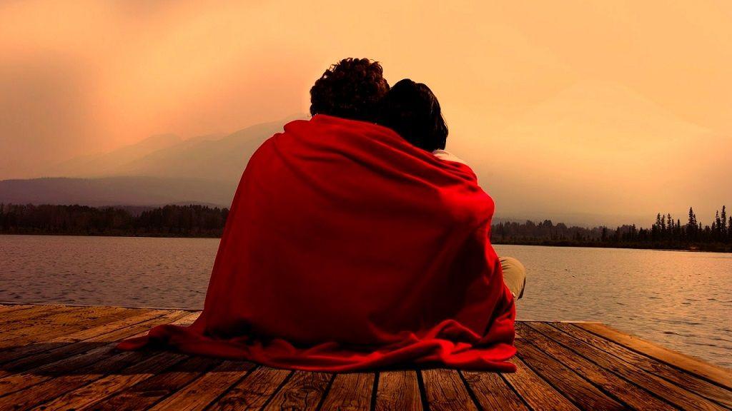 Фото: Романтический закат