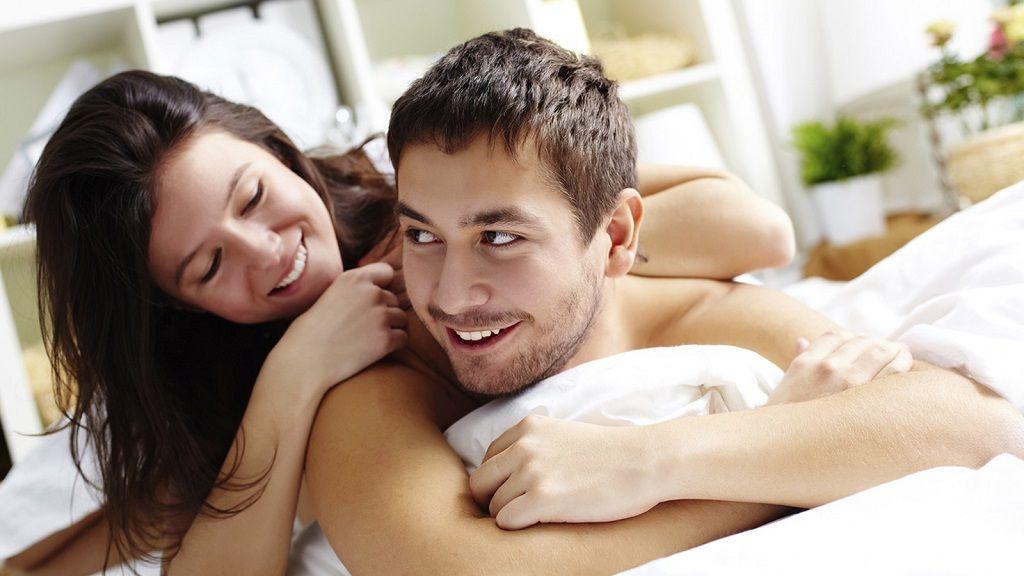 Фото: Сексуальная гармония пары