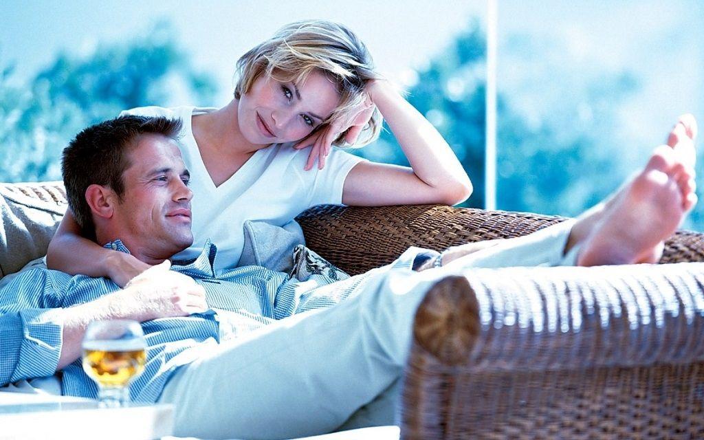 Фото: Супружеский отдых