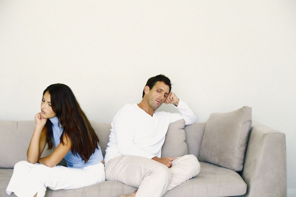 Фото: Угасшие чувства супругов