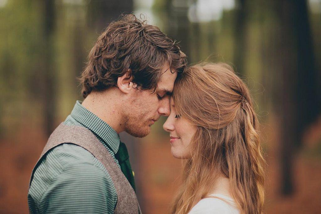 Фото: Отношение влюбленной пары