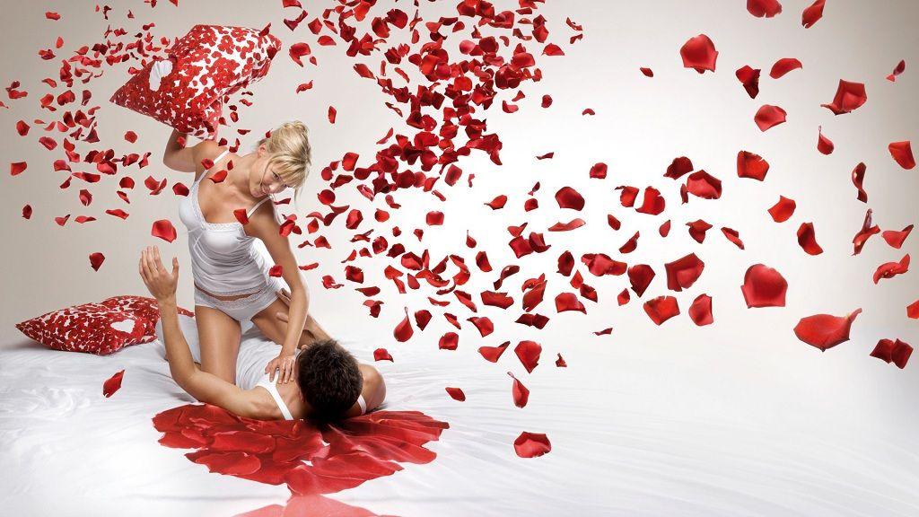 Фото: Любовь и страсть парочки