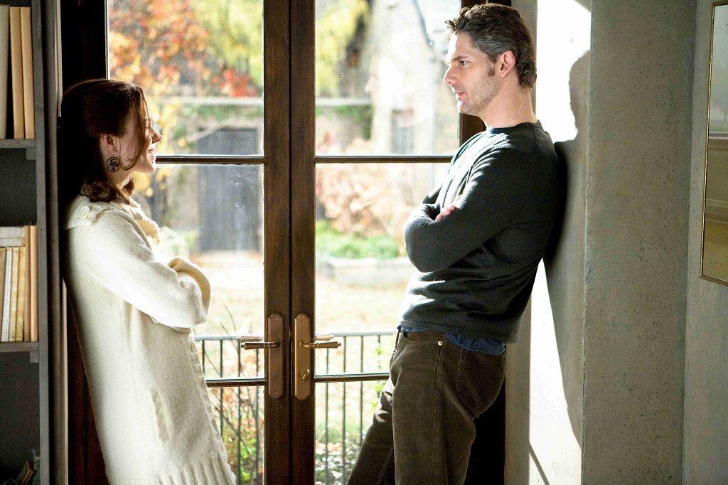 Фото: Разговор супругов