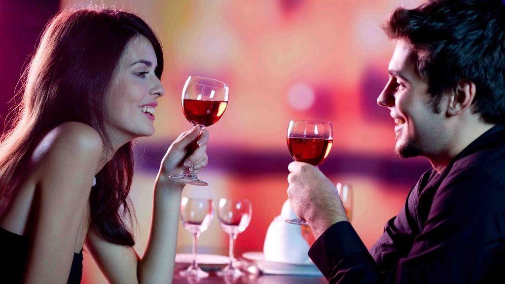 Фото: Романтический ужин на двоих