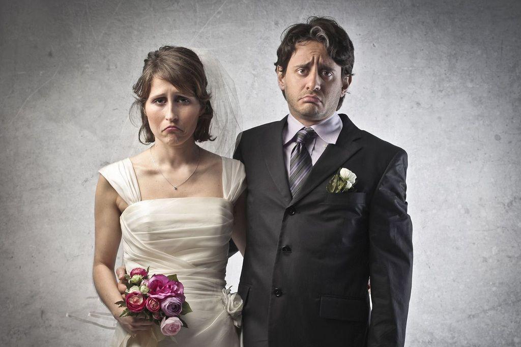 Фото: Свадьба принуждения