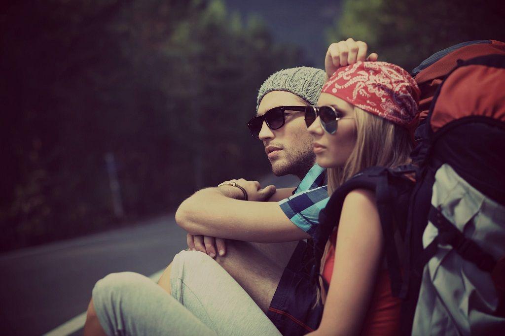 Фото: Активный отдых супругов