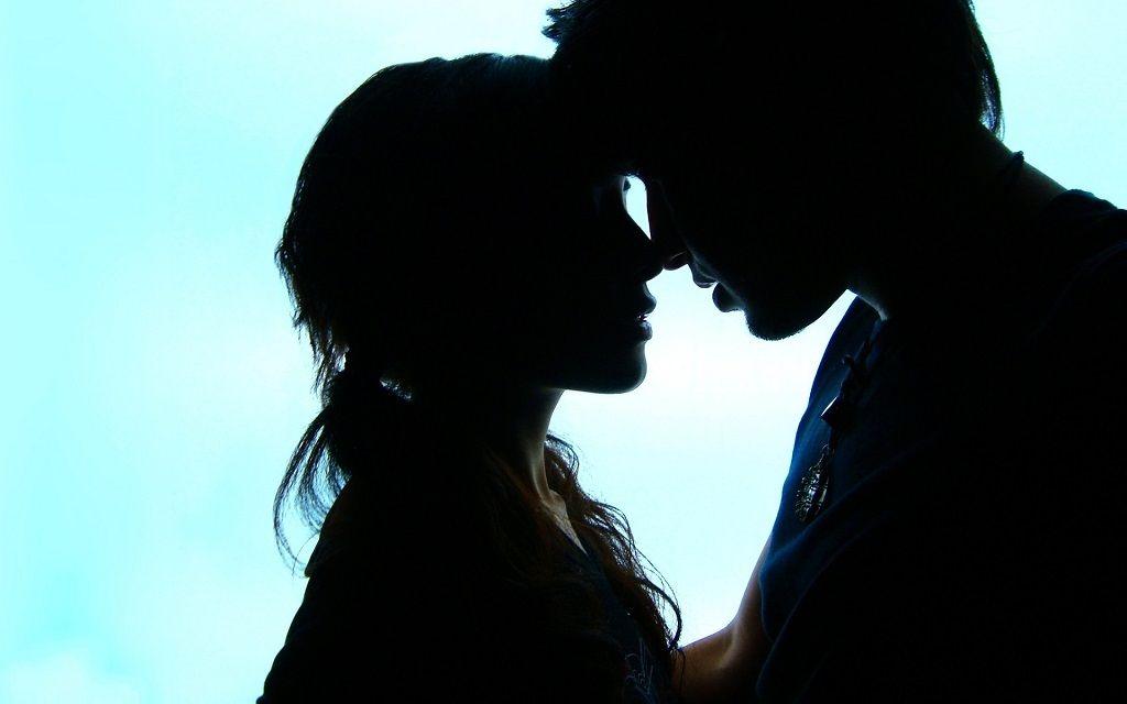 Фото: Чувства расставания влюбленных