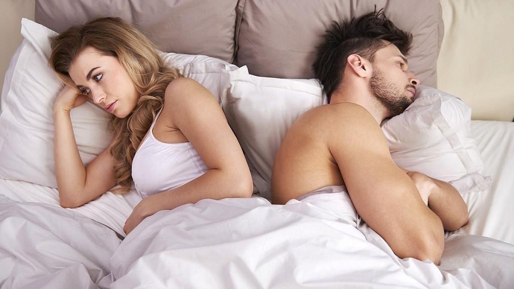 Фото: Постельное безразличие супругов