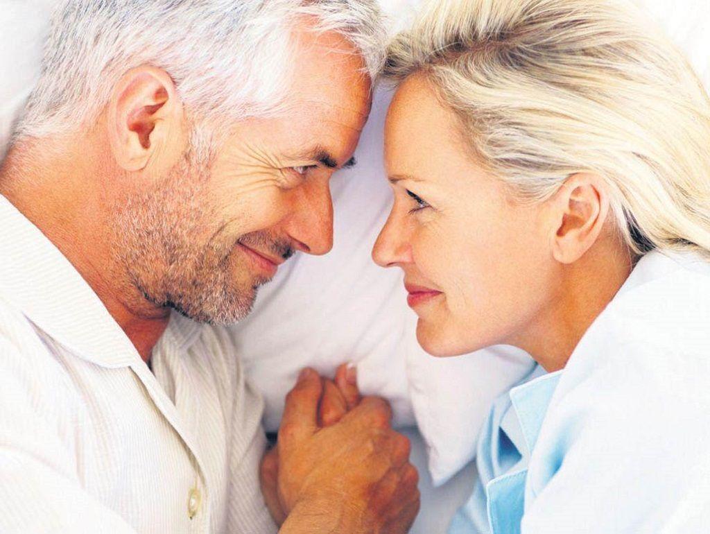 Фото: Пожилой брак счастья