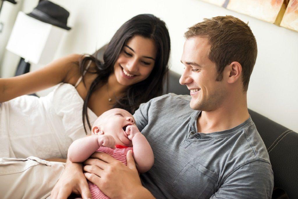 Фото: Родительское счастье