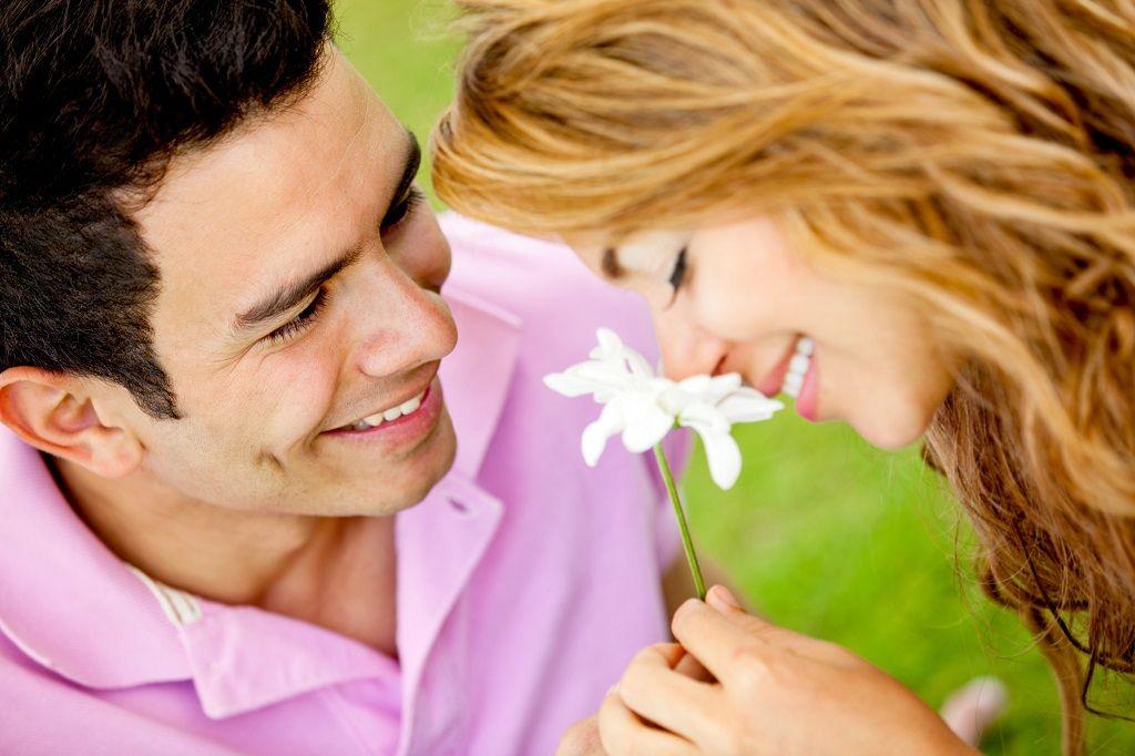 Фото: Улыбки счастья супругов