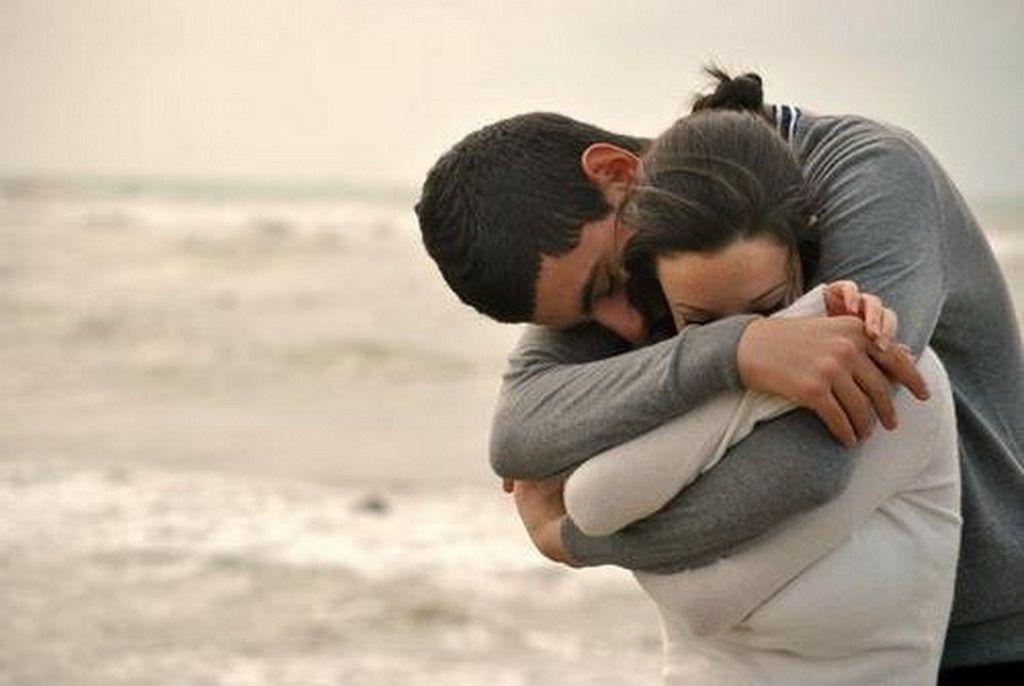 Фото: Курортное прощание влюбленных