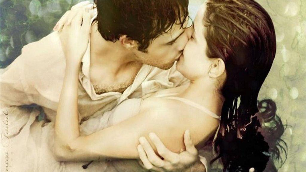 Фото: Поцелуй нежности
