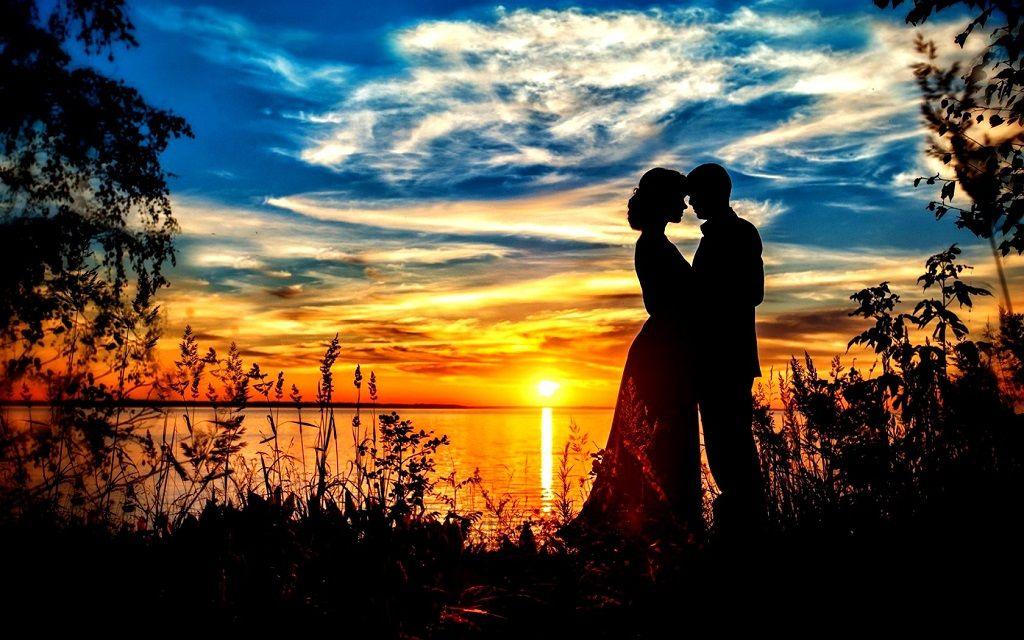 Фото: Влюблённая пара