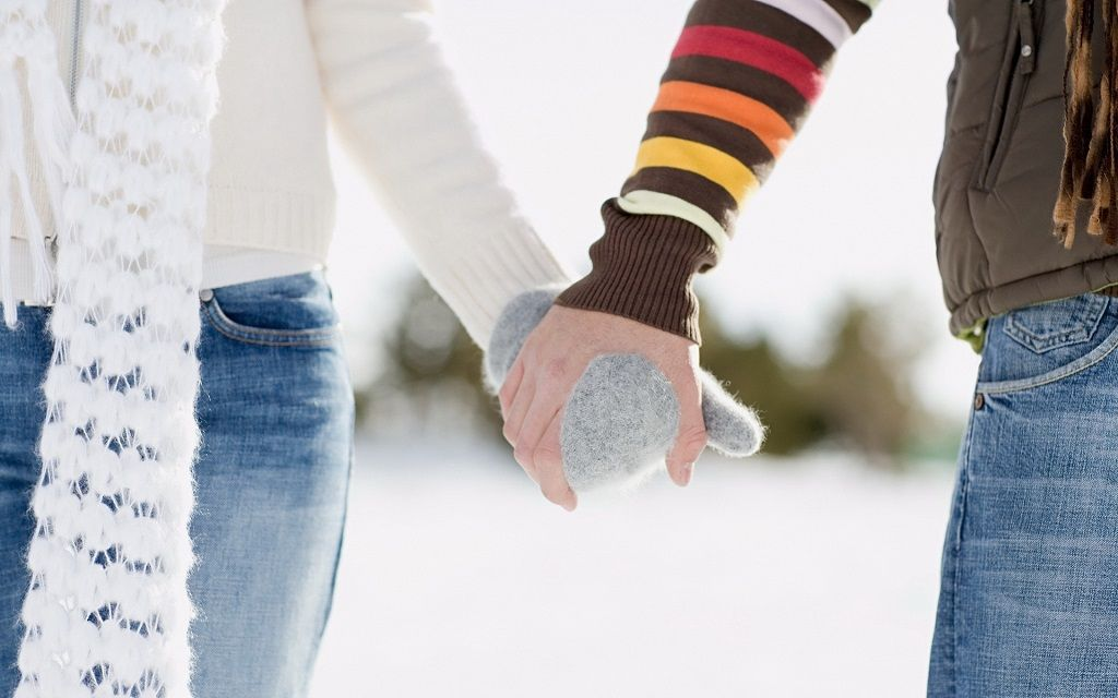Фото: Зима для влюбленных