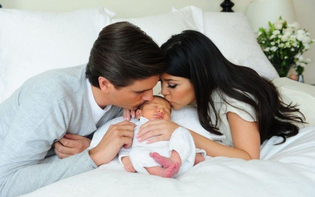Фото: Муж и жена для детей