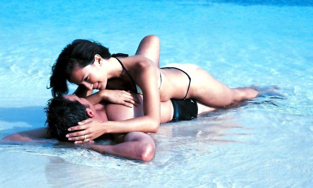 Фото: Пляжная романтика