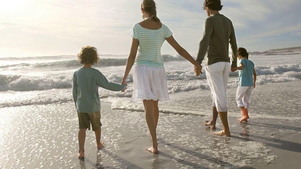 Фото: Счастливая семья