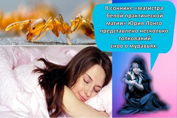 муравей и девушка