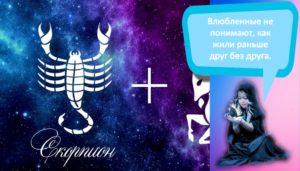 Совместимость и проблемы в отношениях женщины-Козерога и мужчины-Скорпиона